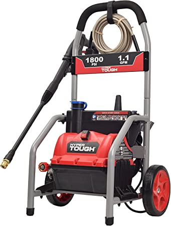 HyperTough HT 1800 PSI Pressure Washer