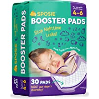 Sposie Booster Pads Diaper Doublers 30 Pads