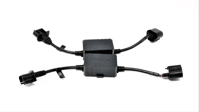 Anti Flicker Harness H13rh Automotive Jeep Commander Headlight Wiring