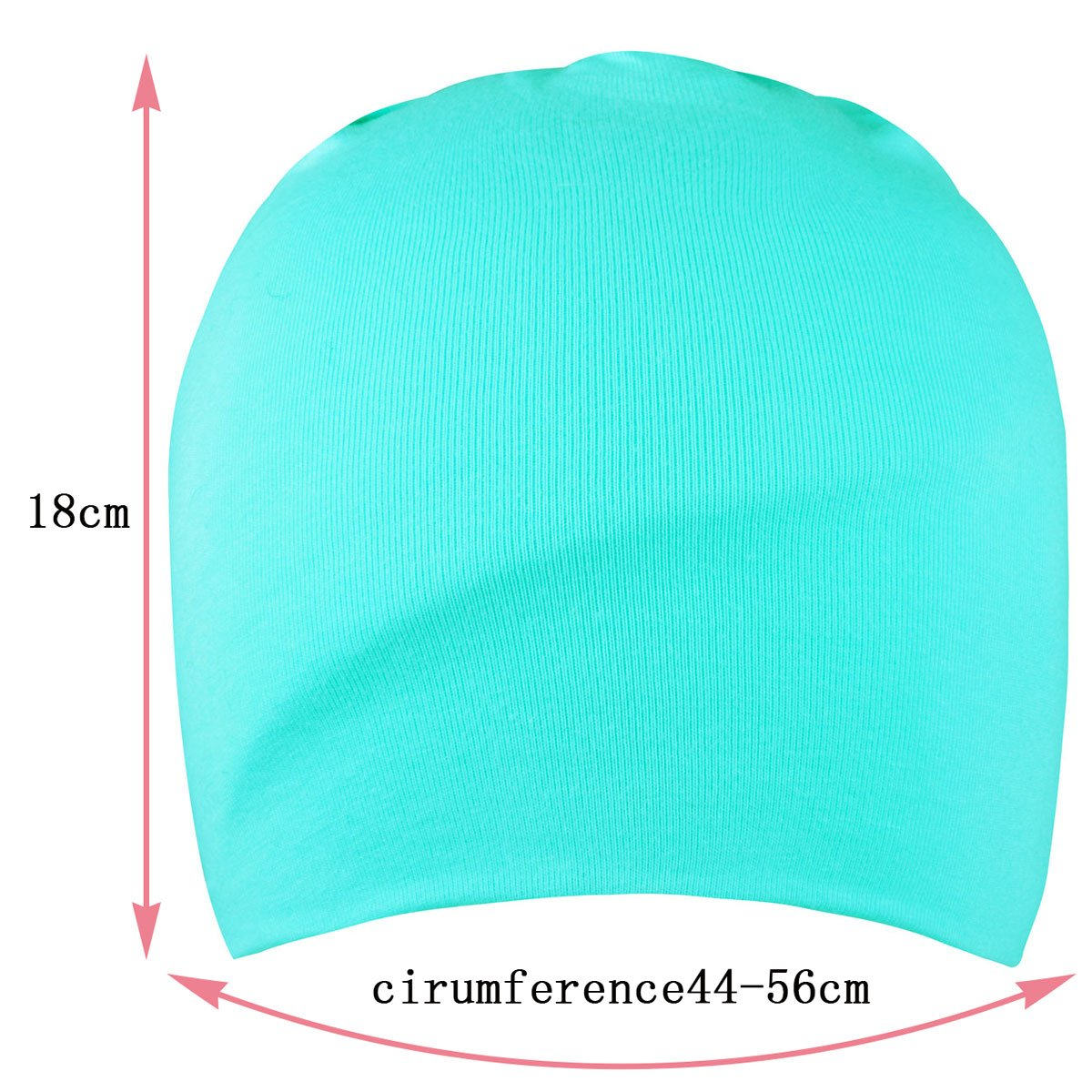 Child Beanies Hats for Kids Boys Girls Toddler Infant Cotton Soft Caps