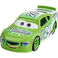 Cars 3 Coche Brick Yardley, coche juguete (Mattel
