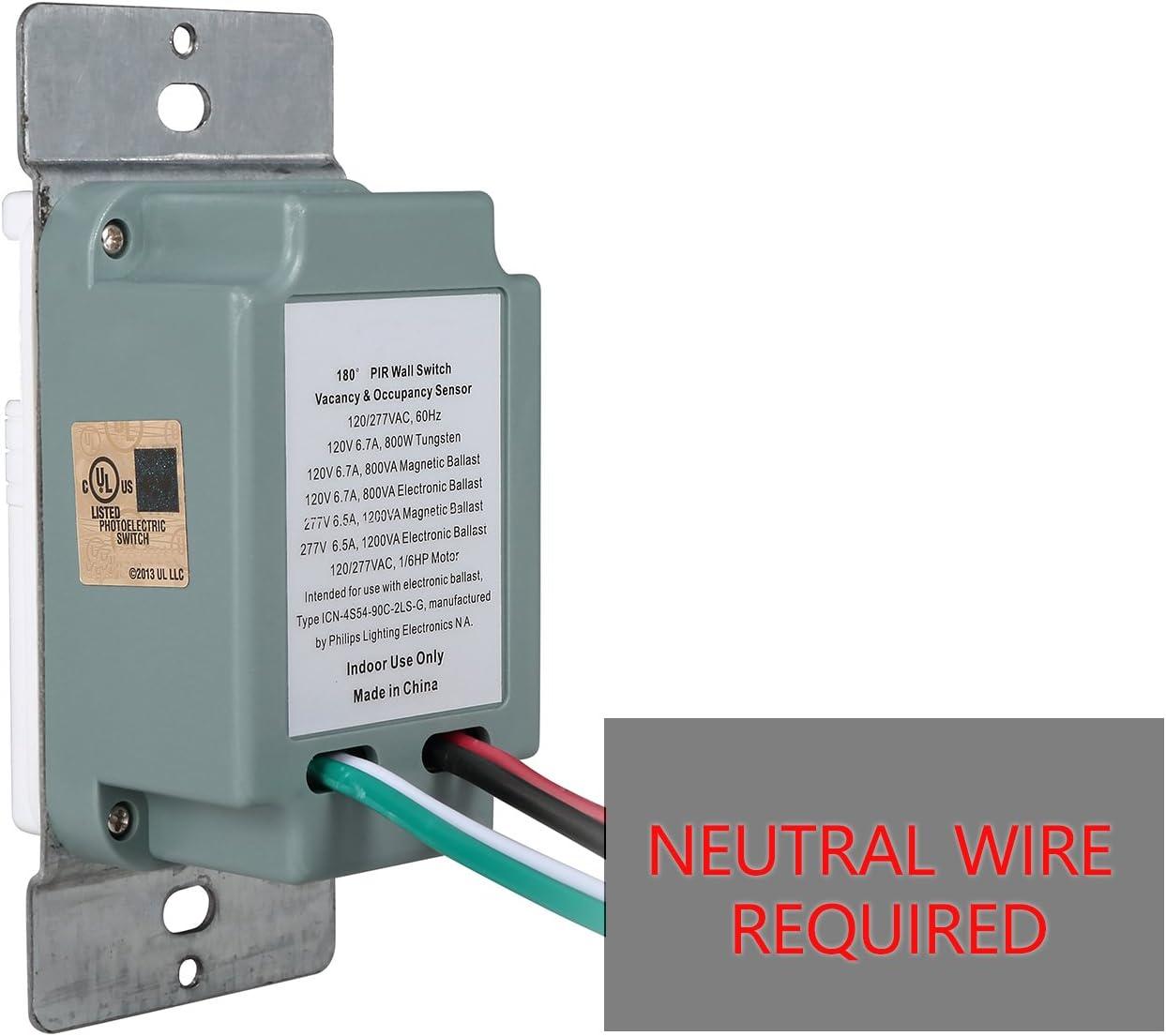 4 Wire Motion Sensor Light Wiring Diagram