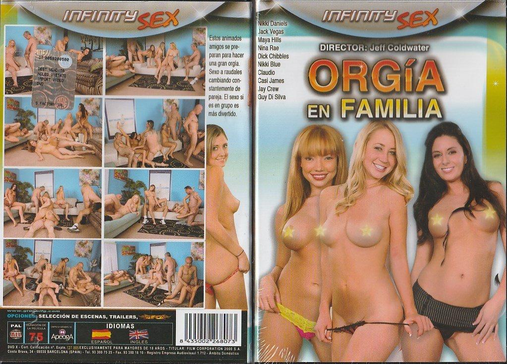 Vegas orgia