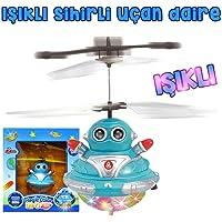 Vardem Oyuncak Uçan Ufo Işıklı Sihirli Uçan Daire N669/HZ-147