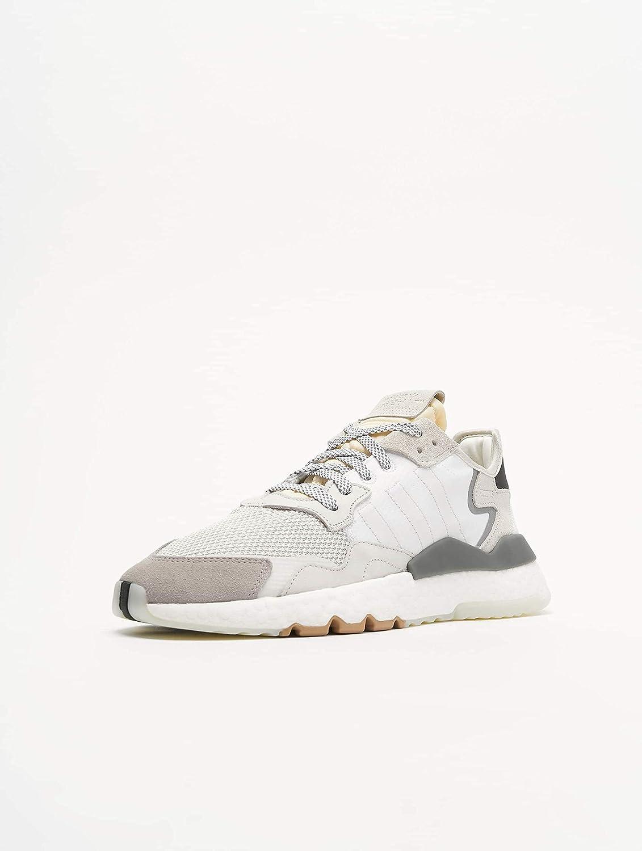 adidas Originals Herren Sneakers Nite Jogger Sneakers FtwwhtCrywhtCblack