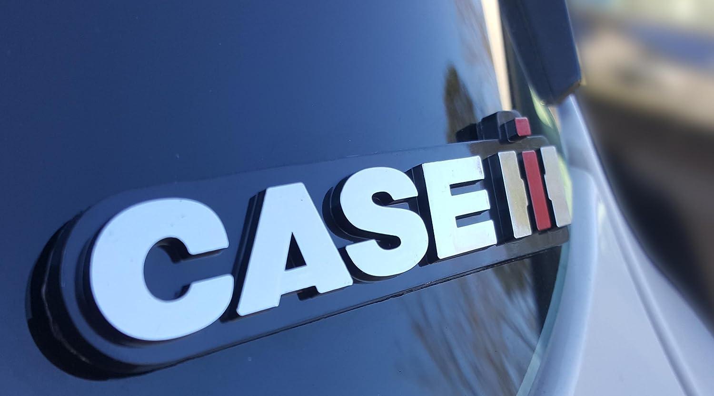 Chroma 41514 Case IH Injection Molded Emblem Decal