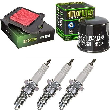 pamoto Filtro de aire Filtro de aceite Bujías MT-09 850 A ABS 2013 –