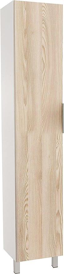 80 x 34 x 35 cm Fr/êne Sabl/é Panneaux de Particules Berlioz Creations Caisson Haut de cuisine Sur Hotte 80