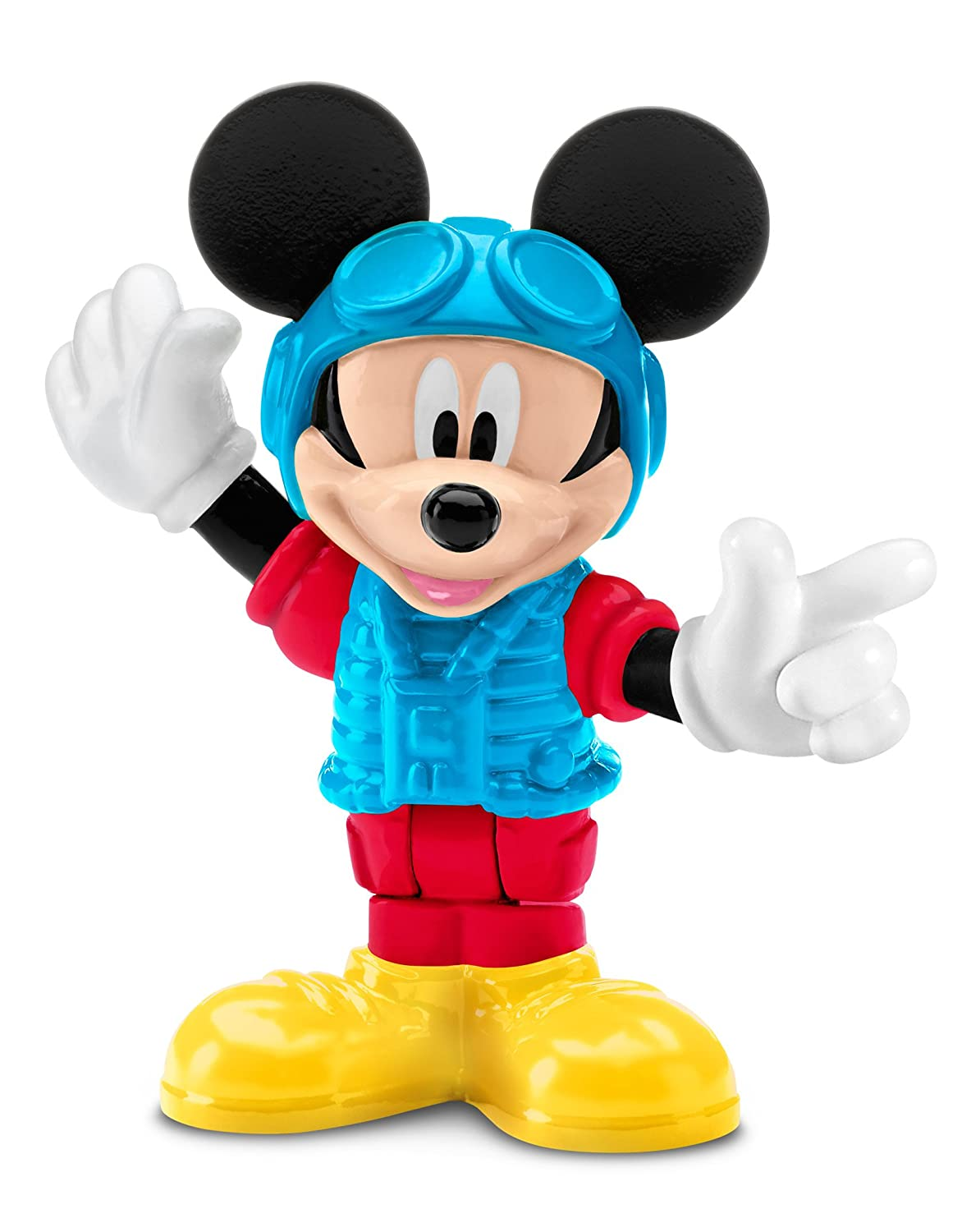 Amazon.com: Fisher-Price - Disney Mickey Mouse Clubhouse – Pilot ...