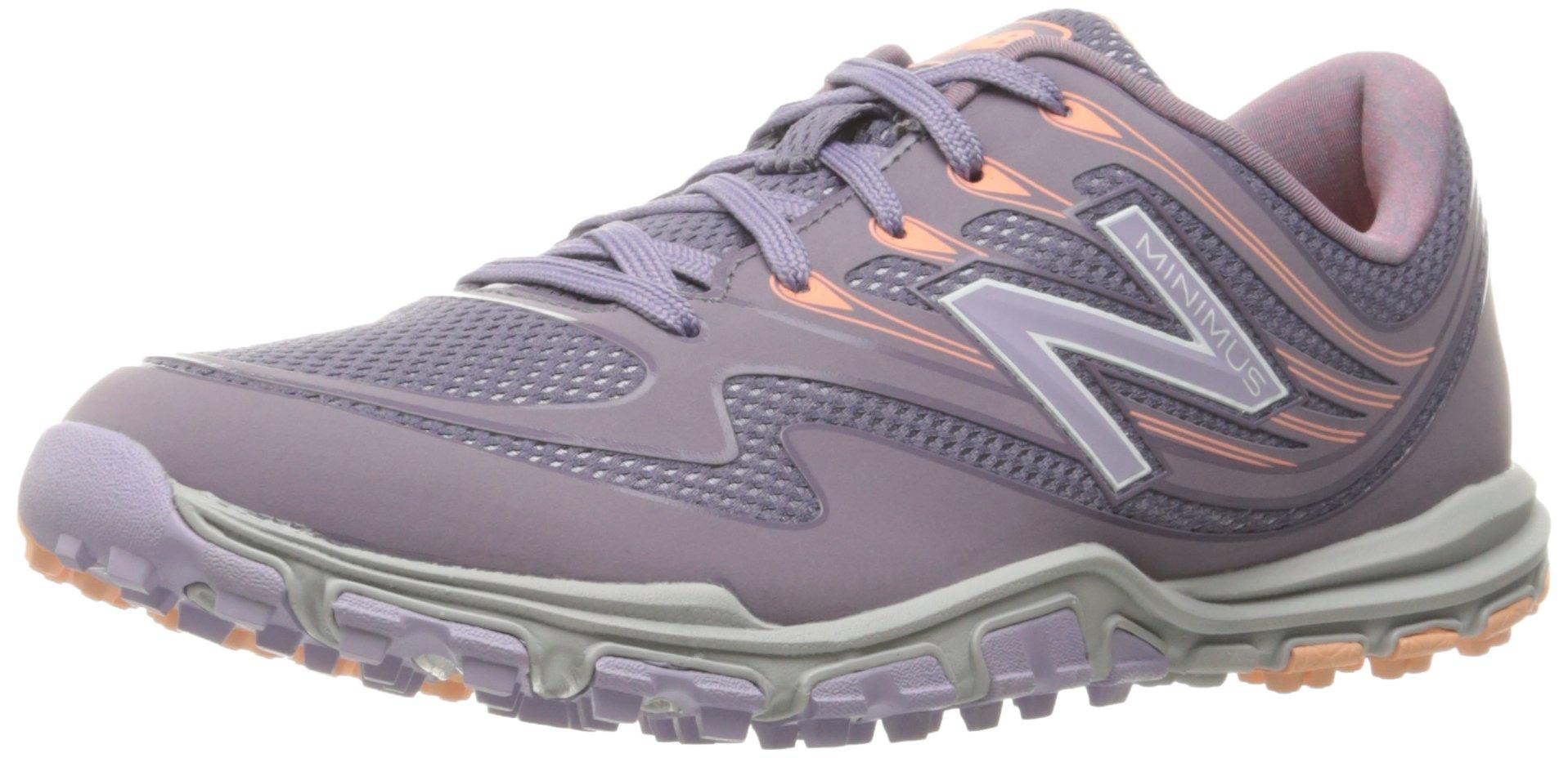 New Balance Women's nbgw1006 Golf Shoe, Purple, 10 B US