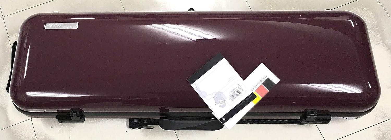 Gewa バイオリンケース Air Oblong 2.1 パープル   B07QXH7CJ3
