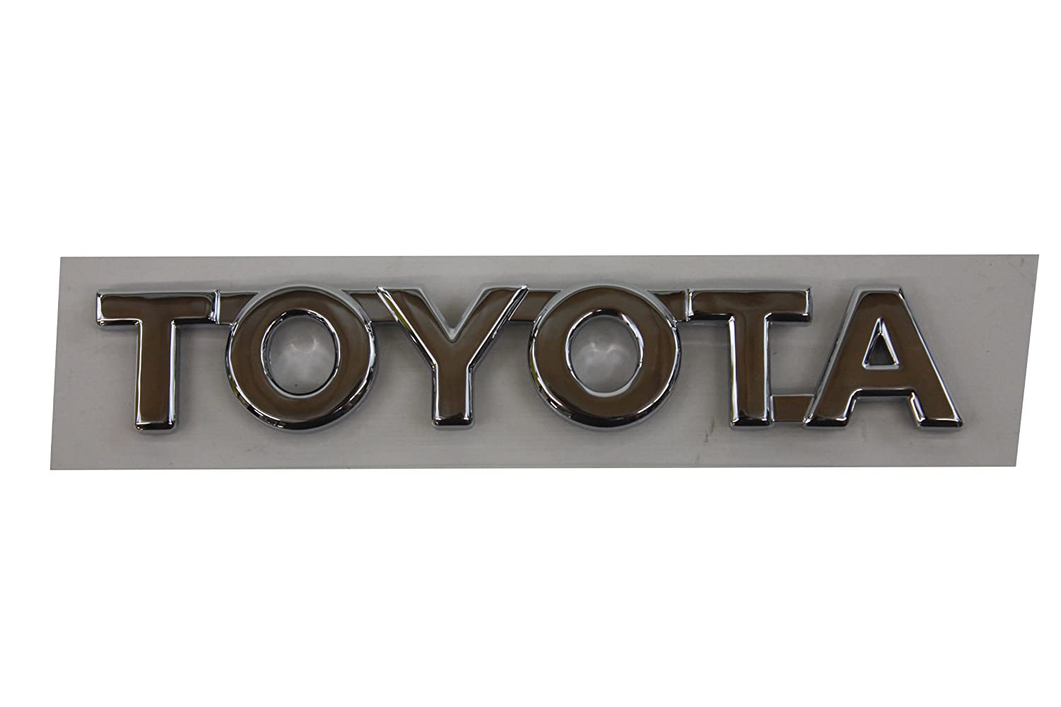 TOYOTA Genuine Accessories 75444-08010 Emblem