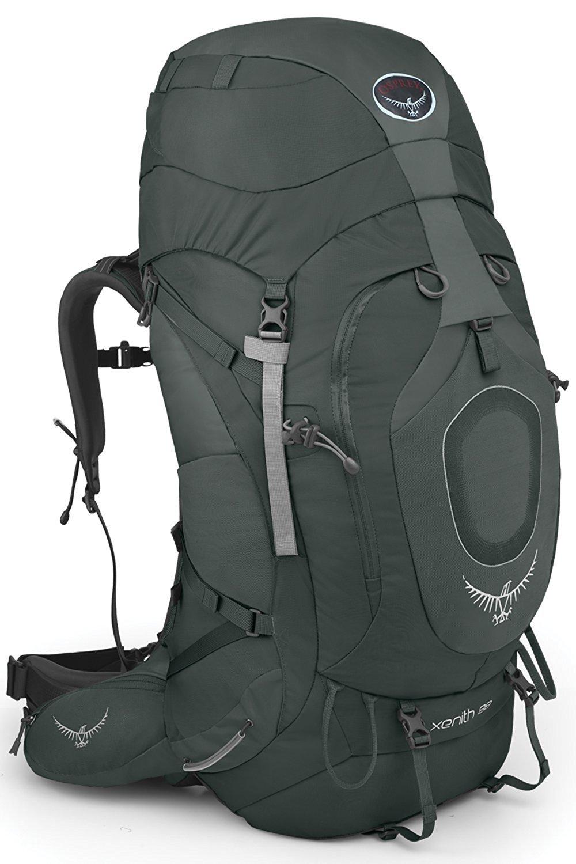 Osprey Xenith 88 hiking bag Gr. M grey [並行輸入品] B078BPSC9V