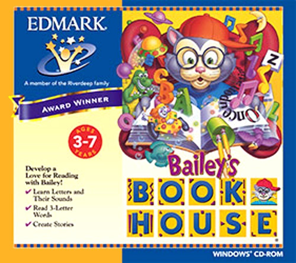 Bailey's Book House by Edmark
