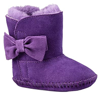 UGG Kids Baby Girl's Cabby (Infant/Toddler) Electric Purple Boot XS (US