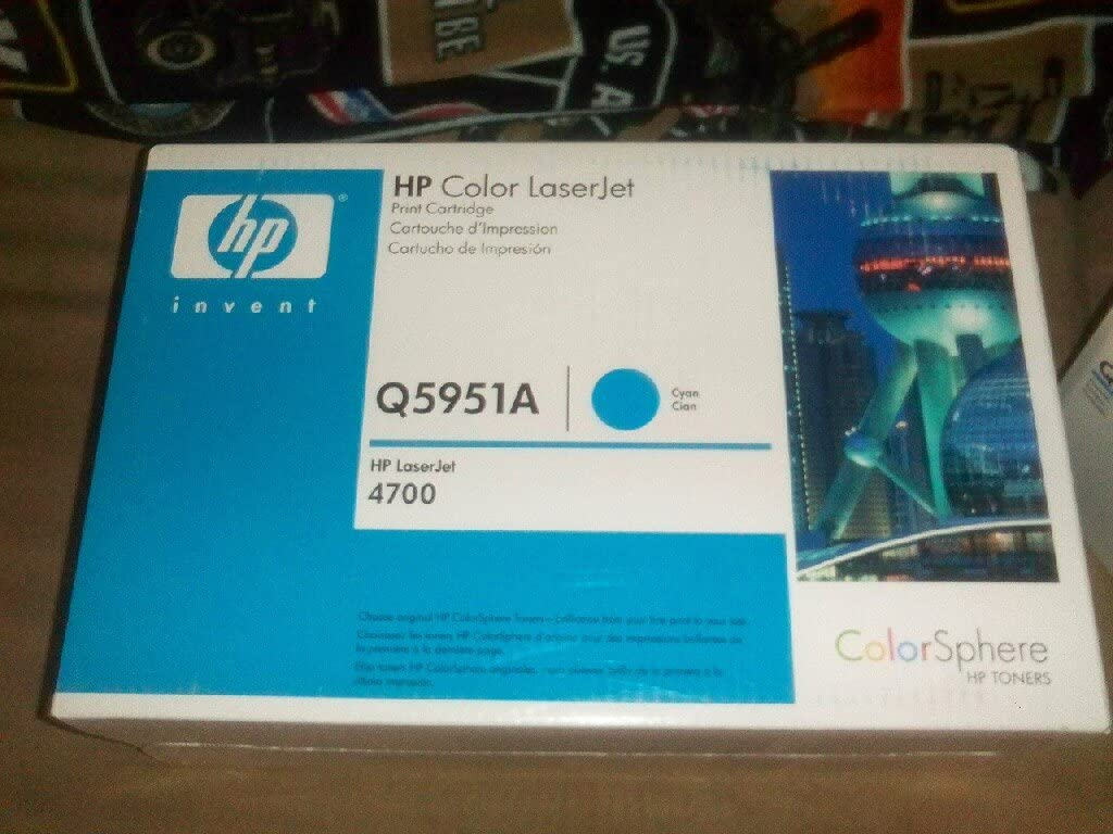 HP Q5950A HP 643A Laser Cartridge