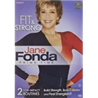 Jane Fonda :Fit and Strong