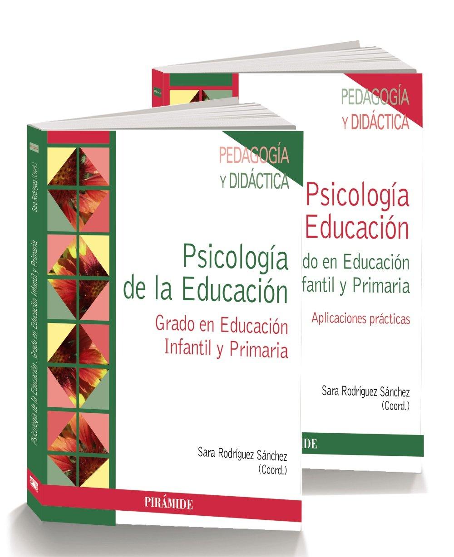 Pack: Psicología De La Educación. Grado En Educación Infantil Y Primaria - 9788436833171: Amazon.es: Rodríguez Sánchez, Sara: Libros