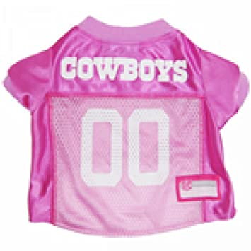 Amazon.com : Pets First NFL Dallas Cowboys Pet Jersey, X-Small ...