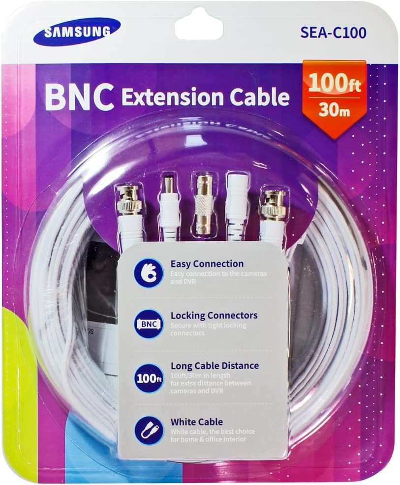 Premium Cable for Samsung SDH-B73040 /& SDH-C74040 1080P HD systems 60ft x 2
