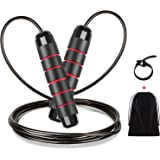 Renoj Jump Rope, Jump Ropes for Fitness, Jump Rope Workout for Exercise