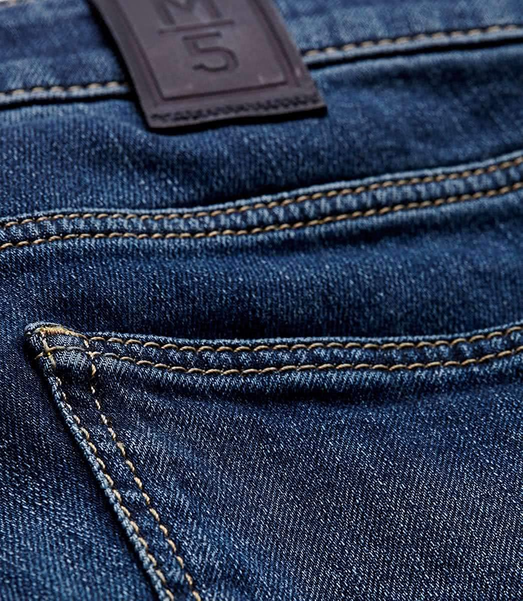 Meyer M5 Regular Jeans Stone Blue