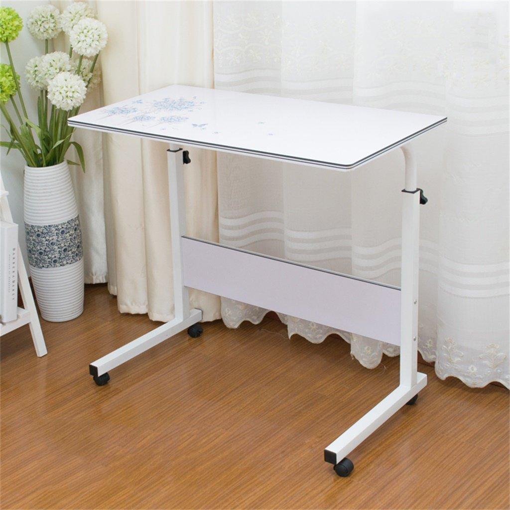 Escritorio de la computadora puede moverse simple Levante la tabla del ordenador portátil Escritorio de la cama Uso de la tierra Mesa perezosa móvil Escritorio de la computadora de la cabecera