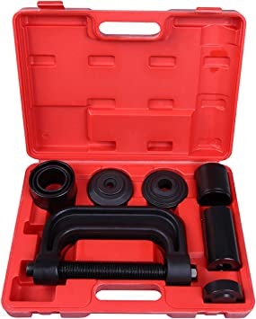 Auto Truck Ball Joint Service Tool Kit 2WD /& 4WD Remover Installer Steel