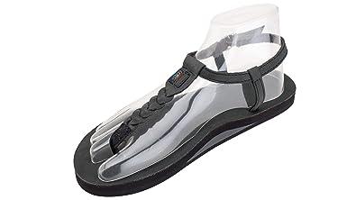8e6d22b21ca2f8 Rainbow Sandals Women s Single Layer Premier Leather T-Street Black