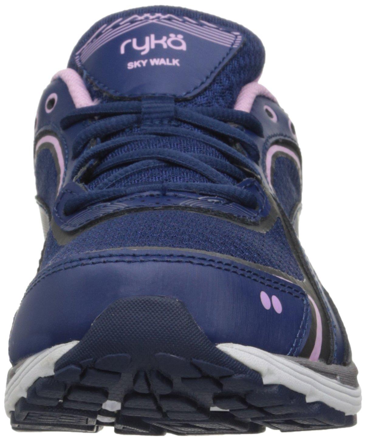 Ryka Women's B01A63CRHY Sky Walking Shoe B01A63CRHY Women's 6 B(M) US|Navy/Lilac 30d866