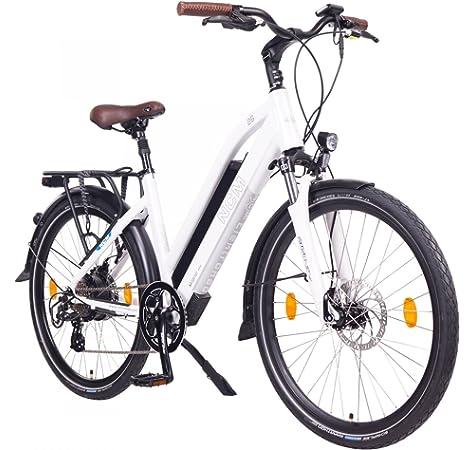 FOLLOW UP E05 Bicicleta eléctrica Plegable para Adulto, Color ...