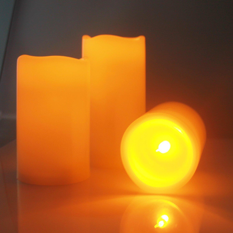 719ng847XeL._SL1500_ Elegantes Elektrische Kerzen Mit Fernbedienung Dekorationen