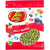 Jelly Belly Juicy Pear jelly beans - 1 Pound (16 Ounces) Resealable Bag - Genuine, Official, Straight from the Source