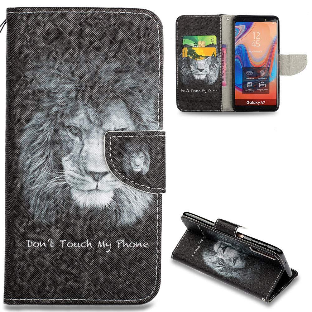 Funda para teléfono móvil compatible con Samsung Galaxy A7 ...
