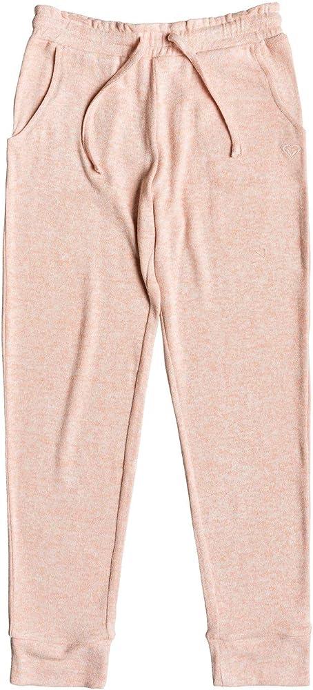 Roxy - Pantalón de Chándal - Chicas 8-16 - Rosa: Amazon.es: Ropa y ...