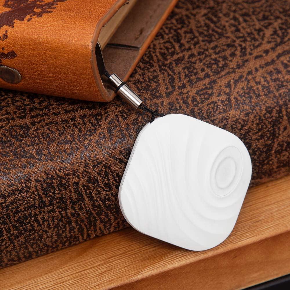 Nutale Localizzatore Chiavi Bluetooth con App per Cani Batteria Sostituibile Impermeabile Bambini Portafogli Bagagli Gatti