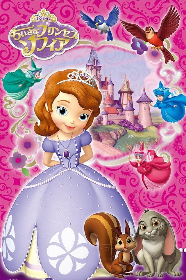 ディズニー 小さなプリンセス・ソフィア iPhone(640×960)壁紙画像