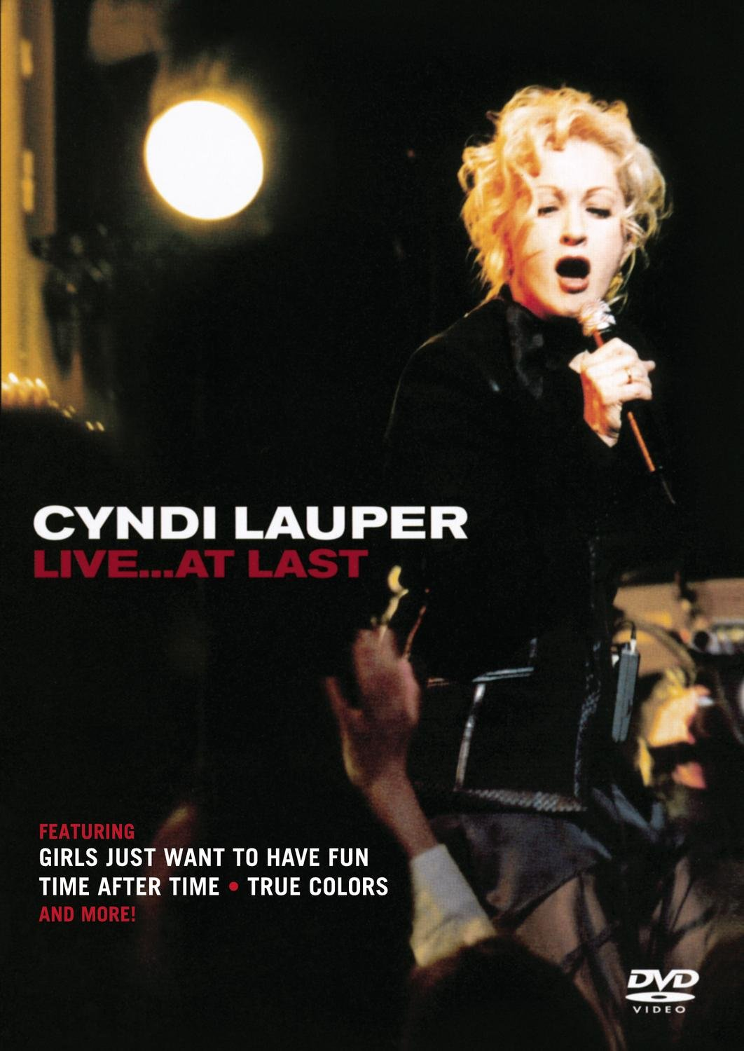 Cyndi Lauper: Live...At Last by SBME SPECIAL MKTS.