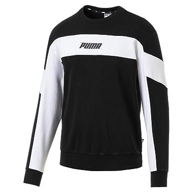 purchase cheap fb8dd 098eb Puma Herren Rebel Crew Tr Sweatshirt