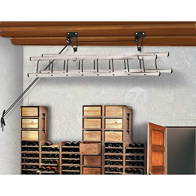 Garagenlift für Dachboxen uvm. Fahrräder Dachboxlift Dachboxen Deckenlift