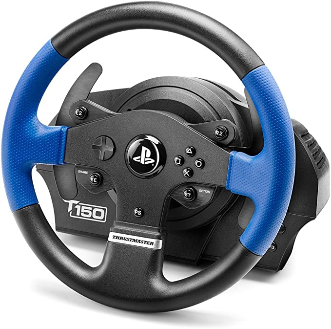 Thrustmaster T150RS - Volante - PS4 / PS3 / PC: Thrustmaster ...