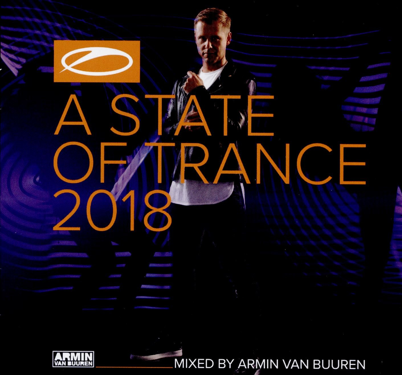CD : Armin van Buuren - State Of Trance 2018 (Holland - Import, 2PC)