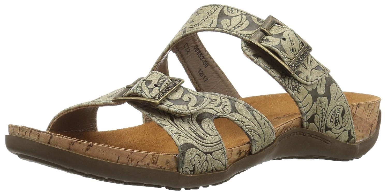 bd4b78a51ac0 Amazon.com  BEARPAW Women s Maddie Heeled Sandal  Shoes