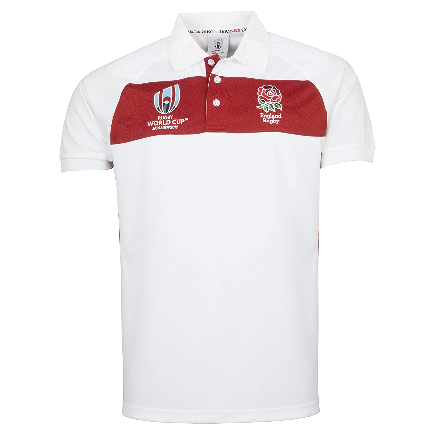 RWC2019 Dual Branded Rugby World Cup Japan 2019 RFU - Polo de ...
