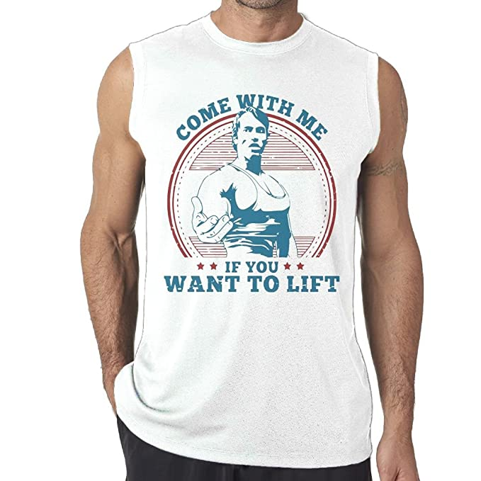 33db8b7989c8d Come With Me If You Want To Lift Muscle Workout T-Shirt Bodybuilding Tank  Top