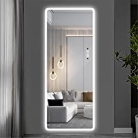 Laiya 65-inch Smart Touch Mirror with LED Lights Deals