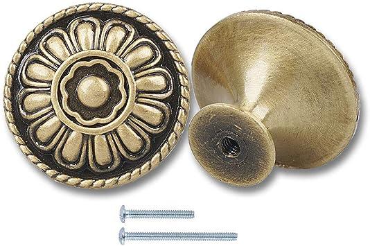 """4 Of 16 Large Vintage 8/"""" Brass Cabinet Door Drawer Handles Pulls Hardware Knobs"""
