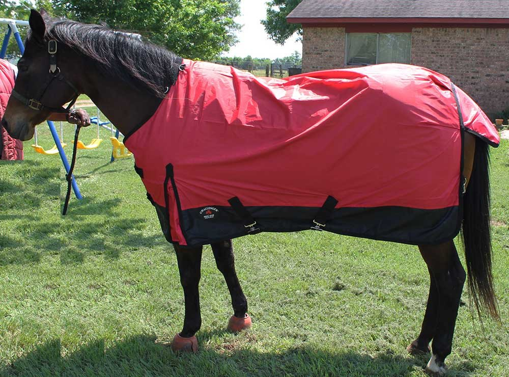78 inches 420D Horse Light Winter Ripstop Sheet Water Resistant 7102