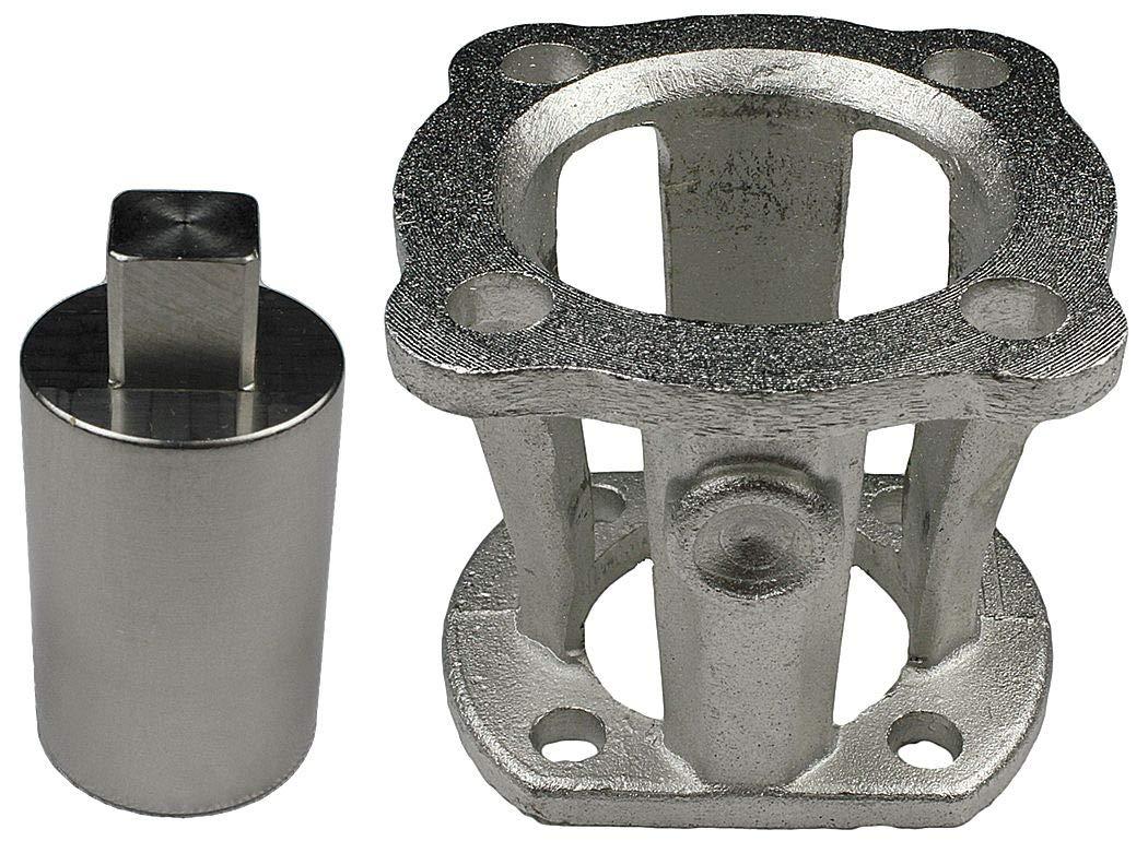 Habonim 2-1/2'' Mounting Bracket Kit, For Use With: 22C445, 22C446, 22C451, 22C452, 22C457, 22C458, 22C463, 2 - MK47C-25-C25