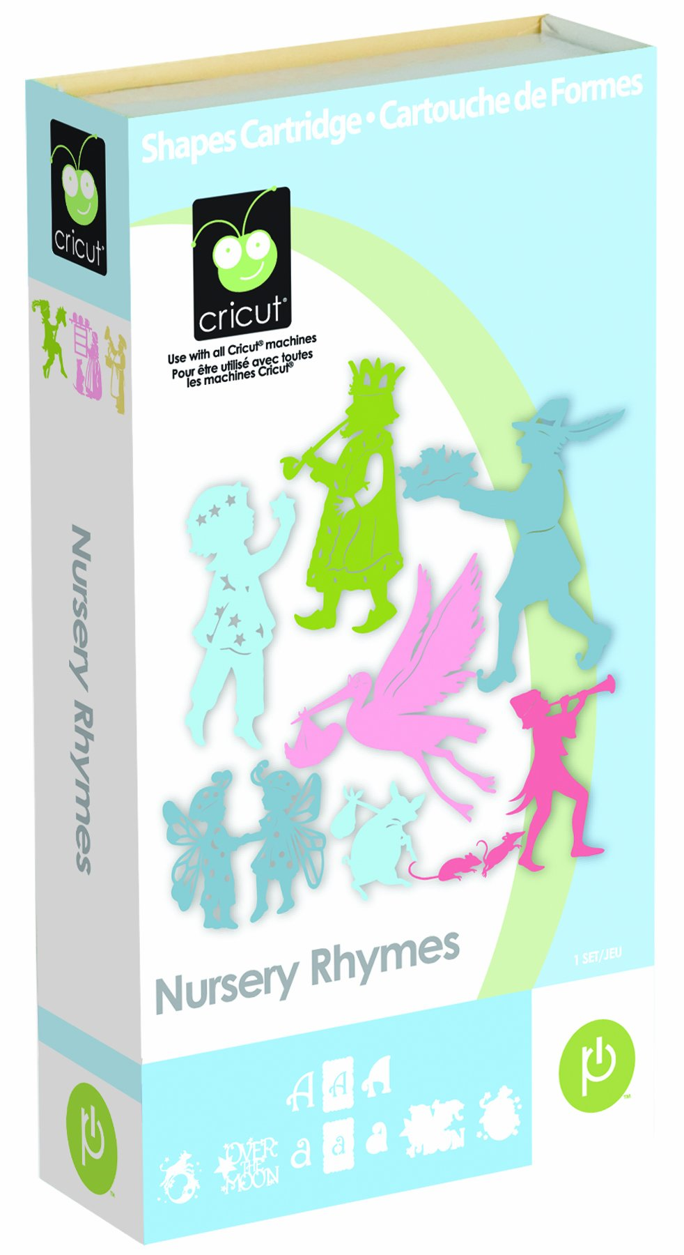 Cricut Cartridge, Nursery Rhymes by Cricut (Image #1)
